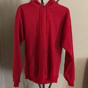 Hanes Antique Cherry Red Pullover